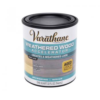 Varathane Weathered Wood Accelerator 946ml