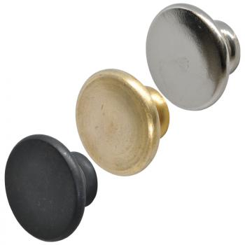 7505-68 Flat Top Drawer Knob Large