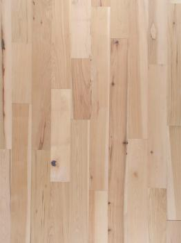 Stripe Hickory Flooring (W125)
