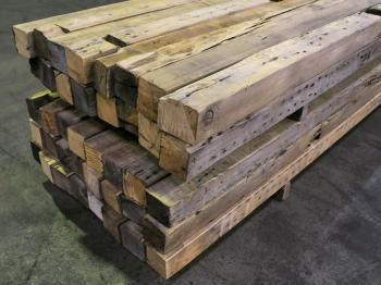 Sawing Fir Plank 4×4 (L2800)