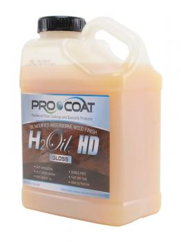 PROCOAT H2Oil HD (Polyurethane) 1Gallon - 3.78L