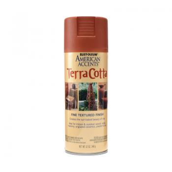 American Accents Terra Cotta Spray Paint