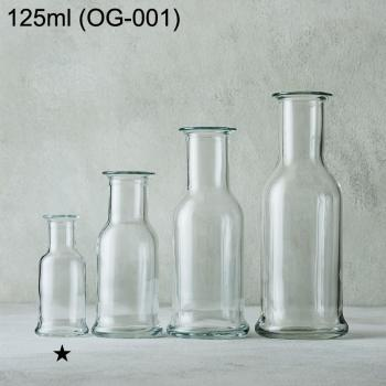 OBERGLAS Purity Bottle 125ml (OG-001)