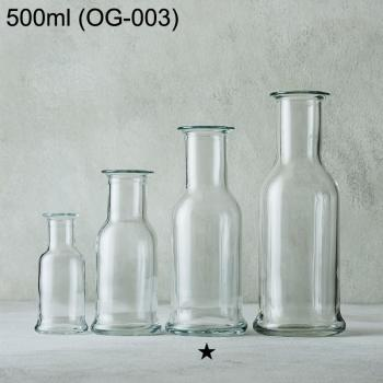 OBERGLAS Purity Bottle 500ml (OG-003)