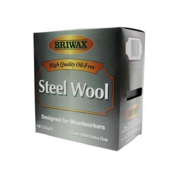 Briwax Steel Wool 225g