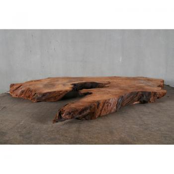 Live Edge Burl Slab Redwood #6