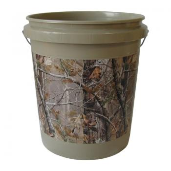 5gal. Tan Camo Container