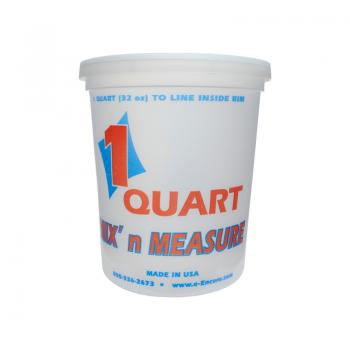 1qt. Natural Container