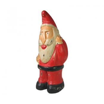 Wood Carving Santa #2