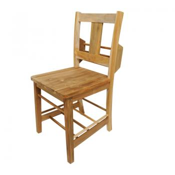 Reclaimed Teak Chapel Chair