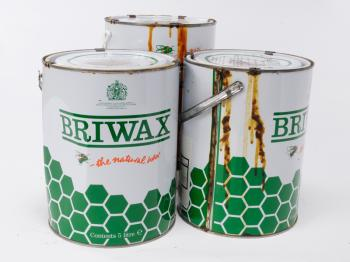 [Outlet] BRIWAX Toluene Free 5L