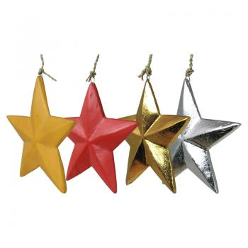 Wood Carving Star