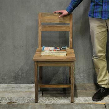 Reclaimed Teak Chair