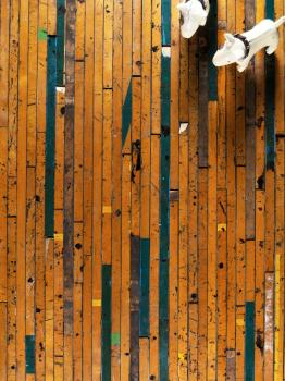 Orange Maple Flooring