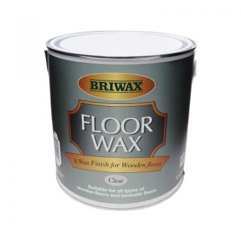 Briwax Floor Wax 2.5L (Clear)
