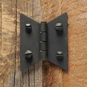 530-74 #515 Butterfly Hinges B Flush