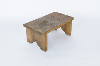 Antique Stool #B