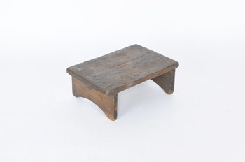 Antique Stool #D