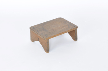 Antique Stool #E