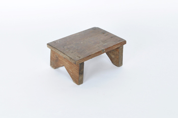 Antique Stool #F
