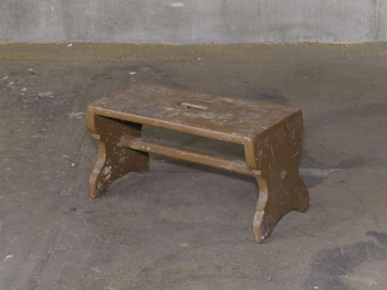 Small Milking Stool (1812)