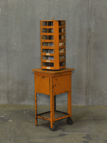 Ford Parts Cabinet (1812)