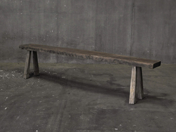 Anttique Bench #4 (1901)