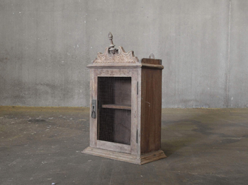 Anttique Wall Cabinet #1 (1901)