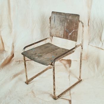 Antique Stacking Chair (1909)