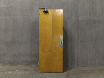 Antique Light Maple Door (1812) #005