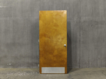 Antique Light Maple Door (1812) #006