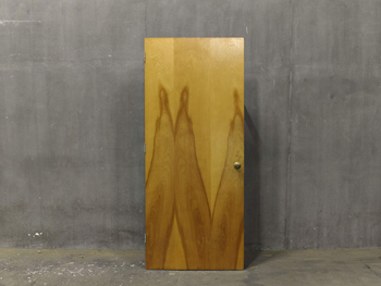 Antique Heavy Maple Door (1812) #008