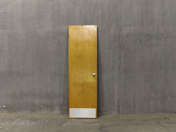 Antique Maple Door (1812) #013