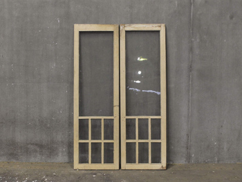 Antique Window Pair (1812) #001