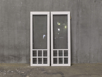 Antique Window Pair (1812) #003