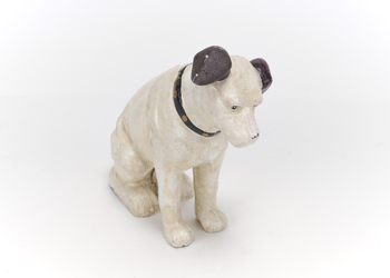 V Dog Door Stopper (1809)