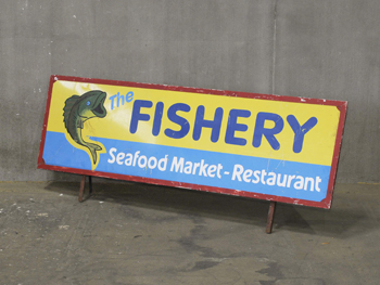 Fishery Sign (1812)