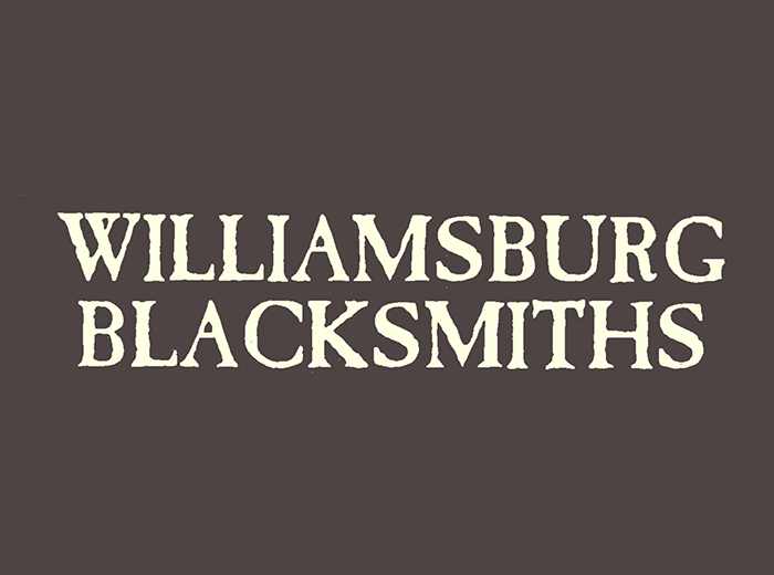 Williamsburg Blacksmiths